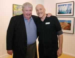 Ed Boks and Dan Gottlieb
