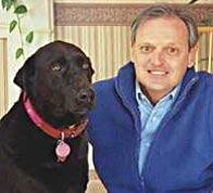 Ed Boks and Peter Marsh