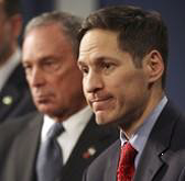 Ed Boks and Tom Frieden