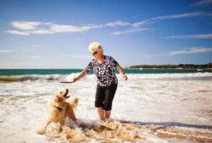 Ed Boks and health benefits of pets
